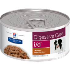 Hill's Prescription Diet i/d Canine Chicken & Vegetable Stew 3390 at NJPetSupply.com