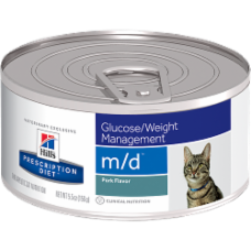 Hill's Prescription Diet m/d Feline Pork 4281