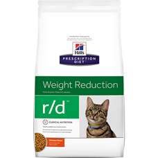 Hill's Prescription Diet r/d Feline Chicken 5898 at NJPetSupply.com