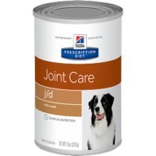 Hill's Prescription Diet j/d Canine Lamb 7009 at NJPetSupply.com