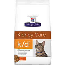 Hill's Prescription Diet k/d Feline Chicken 7252