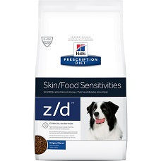 Hill's Prescription Diet z/d Canine Original Bites 7901 at NJPetSupply.com