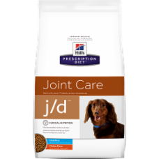 Hill's Prescription Diet j/d Canine Small Bites Chicken 8583 at NJPetSupply.com