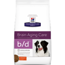 Hill's Prescription Diet b/d Canine Chicken 8605 Dry Dog Food at NJPetSupply.com