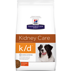 Hill's Prescription Diet k/d Canine Chicken 8622