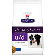Hill's Prescription Diet u/d Canine Original 8670 at NJPetSupply.com