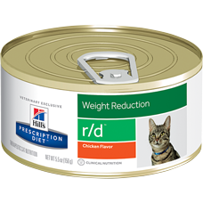 Hill's Prescription Diet r/d Feline Chicken 9454