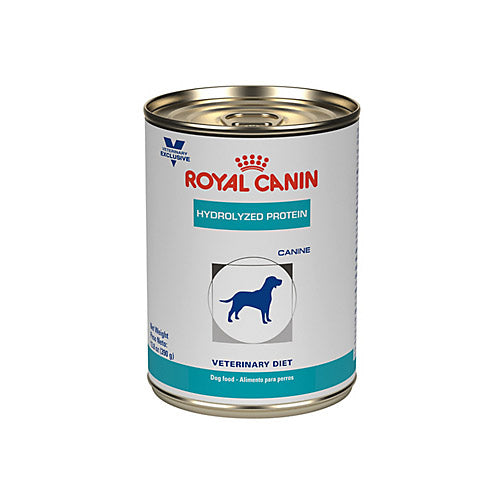 Royal Canin Veterinary Diet Canine Hydrolyzed Protein in Gel Wet Dog Food at NJPetSupply.com