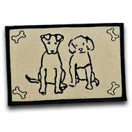 Loving Pets Bella Fashion Mat, Pals at NJPetSupply.com