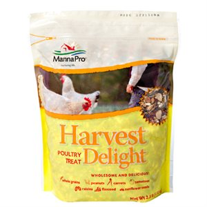 Manna Pro Harvest Delight Poultry Treat at NJPetSupply.com