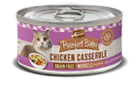 Merrick Purrfect Bistro Grain Free Morsels Chicken Casserole, Wet Cat Food