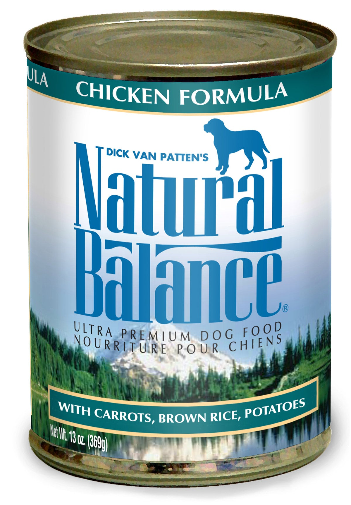 Natural Balance Ultra Premium Chicken Canned Wet Dog Food 13-oz can at NJPetSupply.com