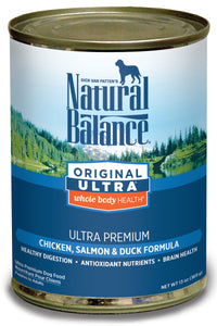 Natural Balance Original Ultra Premium Canned Dog Food