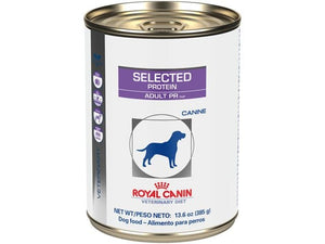Royal Canin Veterinary Diet Canine Selected Protein Adult PR in Gel Wet Dog Food at NJPetSupply.com