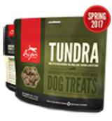 Orijen Freeze Dried Dog Treats, Tundra