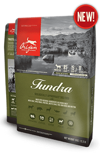 Orijen Tundra Dry Dog Food at NJPetSupply.com