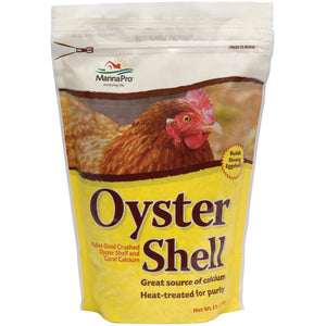 Manna Pro Oyster Shells at NJPetSupply.com