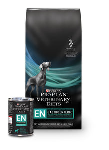 Purina Pro Plan Veterinary Diet EN Gastroenteric Canine Formula Dry Dog Food at NJPetSupply.com
