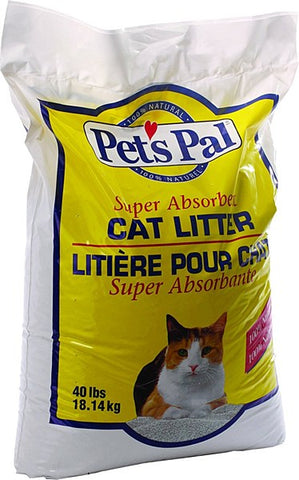 Pestell Pet's Pals Clay Cat Litter