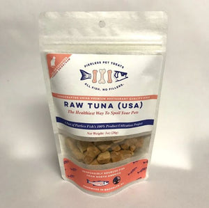 Pierless Pet 1 oz. Raw Tuna Cat Treats(USA) at NJPetSupply.com