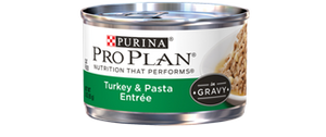 Pro Plan Savor Adult Turkey and Pasta Entree at NJPetSupply.com