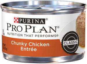 Pro Plan Adult Chunky Chicken Canned Wet Cat Food (SPECIAL ORDER) at NJPetSupply.com