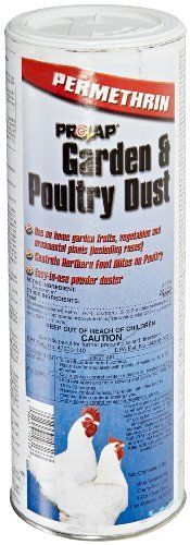 Durvet Chem Tech Prozap Garden & Poultry Dust at NJPetSupply.com