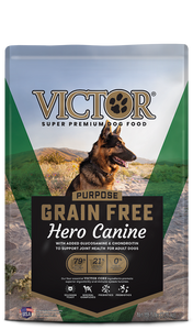 Victor Purpose Grain Free Hero Canine Dry Food at NJPetSupply.com