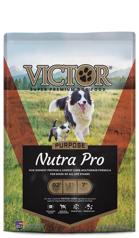 Victor Purpose Nutra Pro Dry Dog Food at NJPetSupply.com