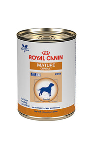 Royal Canin Veterinary Diet Canine Mature Consult in Gel Wet Dog Food at NJPetSupply.com