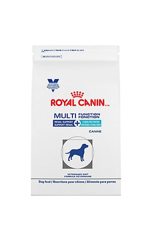 Royal Canin Veterinary Diet Canine Multifunction Renal Support + Hydrolyzed Protein Dry Dog Food at NJPetSupply.com