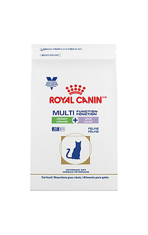 Royal Canin Veterinary Diet Feline Multifunction Urinary + Calm Dry Cat Food at NJPetSupply.com