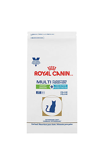Royal Canin Veterinary Diet Feline Multifunction Urinary + Hydrolyzed Protein Dry Cat Food at NJPetSupply.com