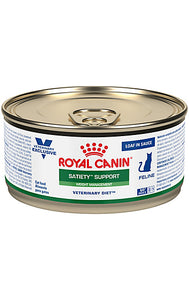 Royal Canin Veterinary Diet Feline Satiety Support Weight Management Loaf in Sauce Wet Cat Food at NJPetSupply.com