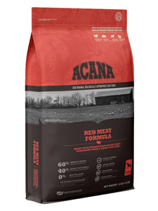 Acana Heritage Red Meat Dry Dog Food