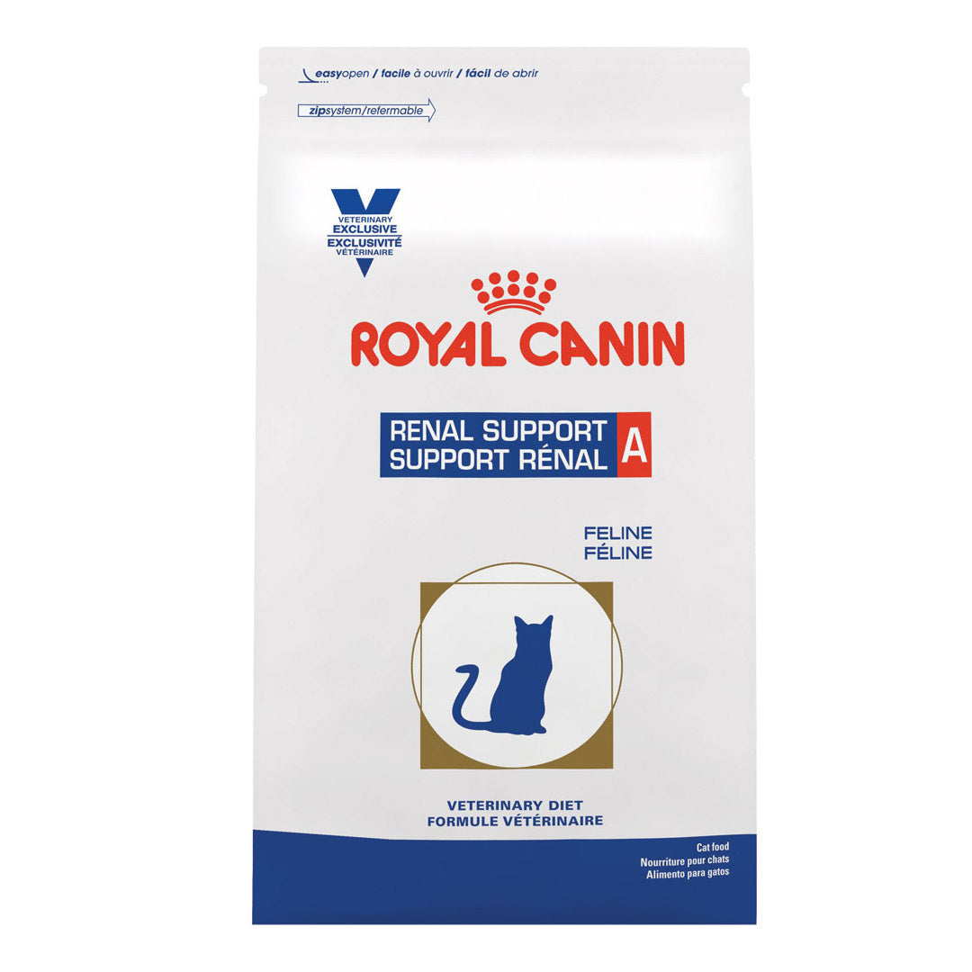 Royal Canin Veterinary Diet Feline Renal Support A Dry Cat Food at NJPetSupply.com