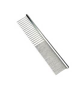 "Safari 4"" Fine Medium Comb (w558)"