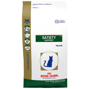 Royal Canin Veterinary Diet Feline Satiety Support Weight Management Dry Cat Food at NJPetSupply.com