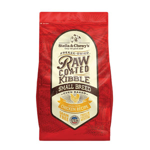 Stella & Chewy's Raw Coated Kibble Small Breed Chicken Dry Dog Food