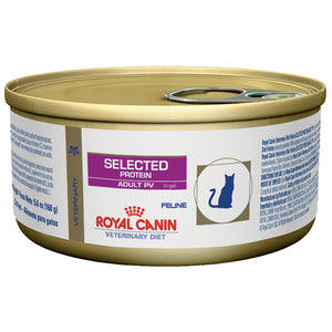 Royal Canin Veterinary Diet Feline Selected Protein Adult PV in Gel Wet Cat Food
