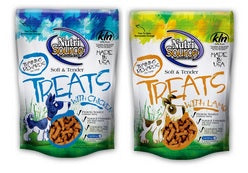 Nutrisource Soft and Tender 6oz Dog Treats, Lamb Flavor at NJPetSupply.com
