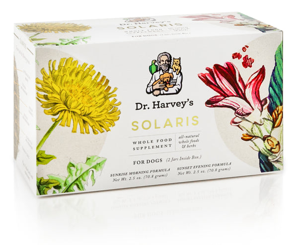 Dr. Harvey's Solaris Whole Food Supplement for Dogs - NJ Pet Supply