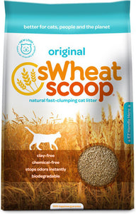 Swheat Scoop Cat Litter Original