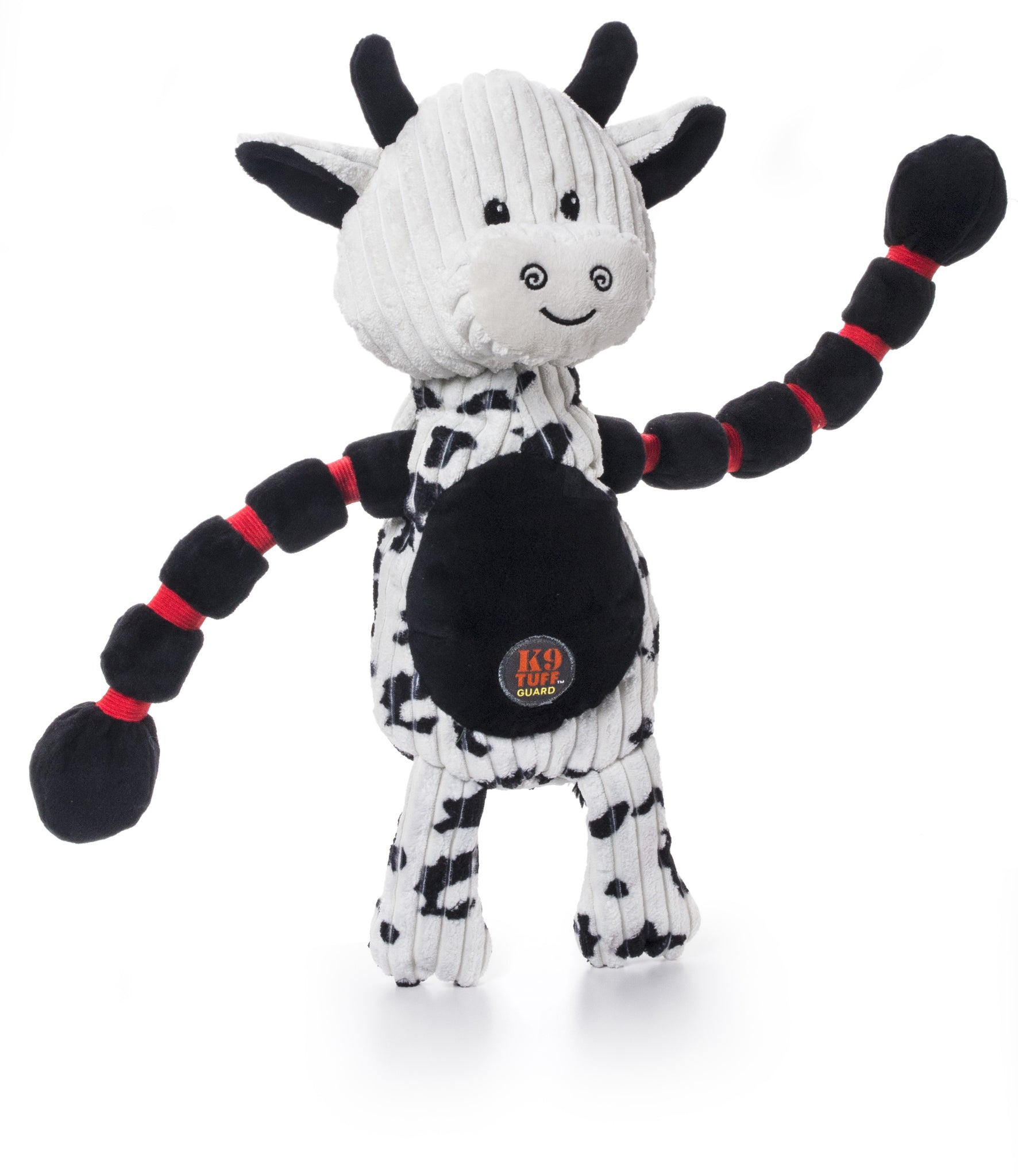 Charming Pet Thunda Tuggas Cow, Fun Dog Toy at NJPetSupply.com