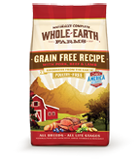 Whole Earth Farms Grain Free Pork, Beef, and Lamb (Poultry-free) Dry Dog Food