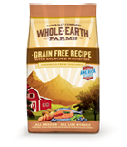 Whole Earth Farms Grain Free Salmon and Whitefish Dry Dog Food