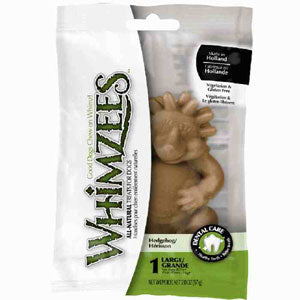 Whimzees Large Hedgehog, Assorted Colors (dogs 40+ lbs.)