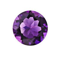 10MM ROUND AMETHYST  LOOSE GEMSTONE