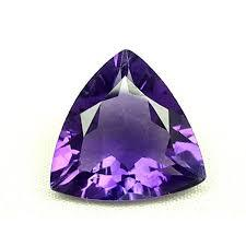 10MM TRILLION AMETHYST  LOOSE GEMSTONE
