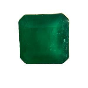3MM  EMERALD  SQUARE  LOOSE GEMSTONE